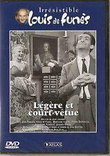 """DVD """"LEGERE ET COURT VETUE"""" LOUIS DE FUNES   neuf sous blister"""