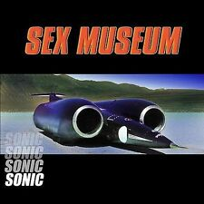 Sonic by Sex Museum (CD, Jun-2004, Locomotive Records (USA))