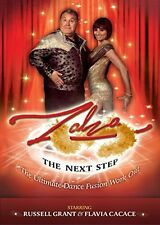 Zalza:The Next Step DVD Strictly Come Dancing Exercise,Workout,Keep Fit,Fitness