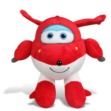SUPER WINGS/ PELUCHE JETT 20 CM-PLUSH TOY DOLL 8""
