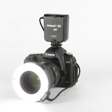 APUTURE Amaran ahl-hn100 Macro LED anello VIDEO / FOTO Luce Per Nikon DSLR 95 CRI