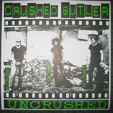 "Limited Luxus Edition 10"" Vinyl + DVD Crushed Butler ‎– Uncrushed KBD oi punk"