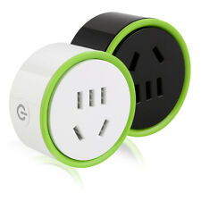 Smart Socket Outlet for WiFi IR Remote Control Timer Switch Home Automation IM