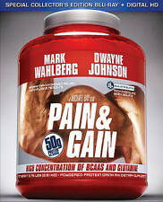 Pain & Gain: Special Collector's Edition [Blu-ray] DVD, ,