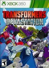 Transformers: Devastation (Microsoft Xbox 360, 2015) - BRAND NEW