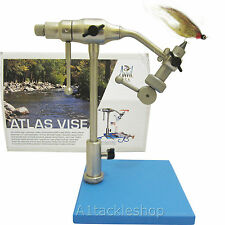 Anvil Atlas Fly Tying Vice for Salmon and Trout Fishing Flies