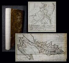 1791 Russia Russland Siberia Reise durch Kamtschatka u. Sibirien nach Frankreich