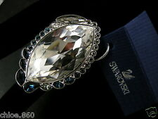 SIGNED SWAROVSKI  CRYSTAL   RING SM 52 NEW IN BOX RARE COLLECTOR !