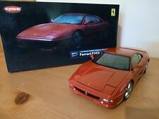 Kyosho High End 1/18 Ferrari F355 Berlinetta Red