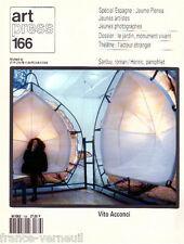 Revue Art Press ArtPress Art Contemporain Fevrier 1992 N°166 Vito Acconci