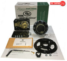 S&G - Sargent and Greenleaf 6730-100 Mechanical Combination Dial & Lock Kit -NIB