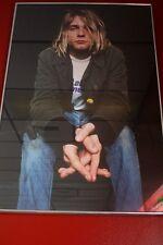 Kurt Cobain Poster Lot 164