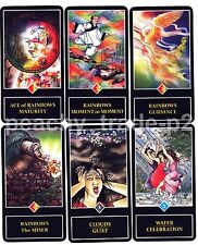 Osho Zen Tarot: The Transcendental Game of Zen 78 Fortune Cards English Deck New