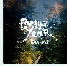 (EL861) Family of the Year, Buried - 2013 DJ CD
