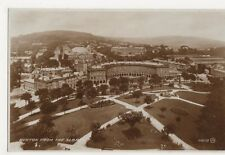 Buxton from The Slopes RP Postcard, B342