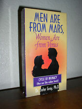 Men are From Mars, Women are From Venus: Cycle of Intimacy by Gray (VHS