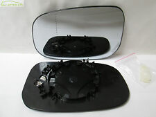 A118) VOLVO S40 V50 C70 07-09 LEFT SIDE HEATED DOOR MIRROR GLASS 3001-897 SMALL