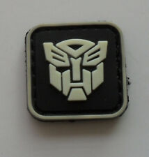 NEW Transformers PVC RUBBER  Mini  VELCRO PATCH     JSK  329