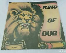 Rare Reggae Dub LP - Bunny Lee - King Of Dub