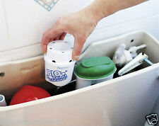 BIO TOILET CLEANER * IN CISTERN BIODEGRADABLE FRESHENER * UP TO 1000 FLUSHES