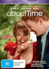 About Time [ DVD ], LIKE NEW, Region 4 + 2 + 5, Fast Next Day Post....6945