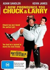 I Now Pronounce You Chuck And Larry (DVD, 2007) --Free Postage --