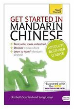 Get Started in Mandarin Chinese: A Teach Yourself Audio Program, Lianyi, Song, S