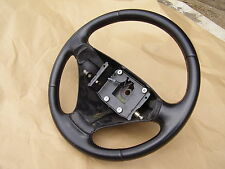 SAAB 900 LEATHER STEERING WHEEL 3 SPOKE 45 06 085