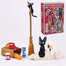 Kiki's Delivery Service DIY Micro Landscape Building Blocks Mini Figures Toy