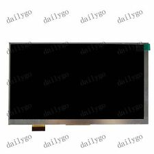 """New7"""" 30pin Tablet LCD Display  For tablet For DIGMA HIT 4G HT7074ML LCD"""