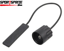 Tactical Remote Pressure Switch for SureFire P2ZX P3X Z2 Flashlight Weapon Light