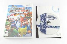 Nintendo Wii Super Smash Bros Brawl Game Pal No Manual