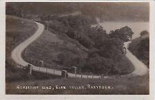Horseshoe Bend & Push Bike Against Fence, Elan Valley, RHAYADER, Radnorshire RP