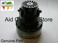 NEW GENUINE 1200w Wet Dry 2 stage Vacuum Cleaner Motor NUMATIC GEORGE VAX 205411