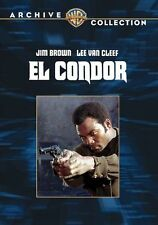 EL CONDOR - (B&W) (1970 Lee Van Cleef) Region Free DVD - Sealed