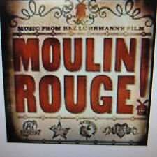 MoulinRouge Soundtrack Pianodisc CD PianoCD