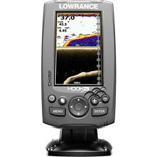 Lowrance Hook-4x Fishfinder - Med/High