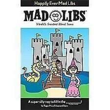 Happily Ever Mad Libs Price, Roger, Stern, Leonard Paperback