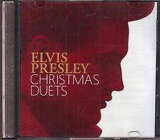 elvis presley christmas duets cd promo limited edition