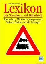 Fachbuch Lexikon der Strecken und Bahnhöfe, alle Bahnlinien STATT 39,90 Euro NEU