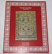 CATALOGUE VENTE 1968 CERAMIQUE CHINE T'ANG MING TS'ING MANUSCRIT TURC INDIENS A