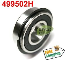 """ONE SEALED BEARING W/ SNAP RING, 499502H, 5/8"""" ID x 1-3/8"""" ID, SCOOTERS, CARTS"""