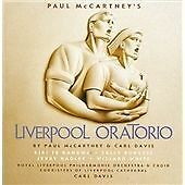 Paul McCartney's - Liverpool Oratorio 2 X CD Carl Davis - (Beatles)