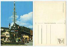 28402 - Ruhpolding - Dorfbrunnen - alte Ansichtskarte