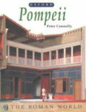 The Roman World: Pompeii by Peter Connolly (1994, UK-Paperback, Reprint)