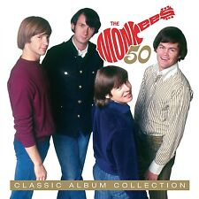 The Monkees CLASSIC ALBUM COLLECTION Limited RSD 2016 New Colored Vinyl 10 LP