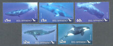 Ross Dependency - Whales mnh set -2010-New Zealand
