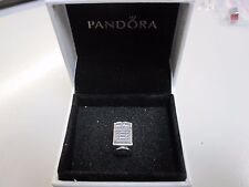 PANDORA LONDON CALLING CHARM W/BOX-791202EN49-FREE SHIPPING & FREE GIFT TOO