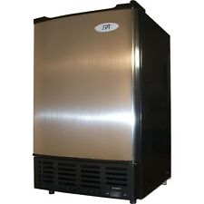 Stainless Steel Under Counter Ice Maker Machine, Portable or Built-In
