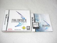 Final Fantasy XII Revenant Wings Nintendo DS Spiel komplett mit OVP &Anleitung